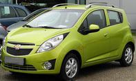 Gebrauchtwagen-Flop 10 – Platz 2: Chevrolet Spark