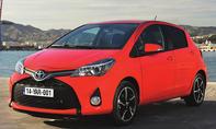 Gebrauchtwagen-Top 10 – Platz 3: Toyota Yaris