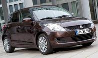 Gebrauchtwagen-Top 10 – Platz 5: Suzuki Swift