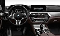 BMW M550i xDrive (2017)