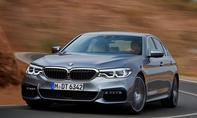 BMW 5er (2017)