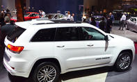 Jeep Grand Cherokee Facelift (2016)