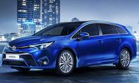 Mittelklasse-Top-7 – Platz 4: Toyota Avensis