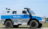 MAN/Rheinmetall Survivor R Polizeiauto
