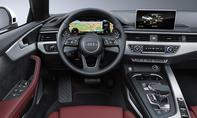 Audi A5 Cabrio (2017)