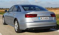 Oberklasse – Platz 1: Audi A6