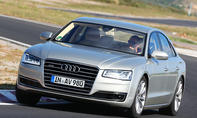 Luxusklasse – Platz 1: Audi A8