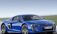 Platz 8: Audi R8 e-Tron