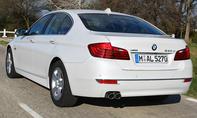 Oberklasse – Platz 4: BMW 5er