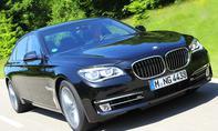 Luxusklasse – Platz 3: BMW 7er