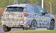 BMW X3 (2017)