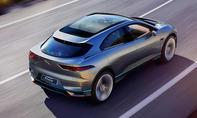 Platz 11: Jaguar I-Pace