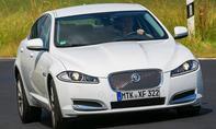 Oberklasse – Platz 3: Jaguar XF