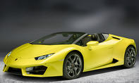 Lamborghini Huracán RWD Spyder (2017)