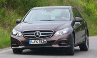 Oberklasse – Platz 2: Mercedes E-Klasse