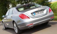 Luxusklasse – Platz 2: Mercedes S-Klasse