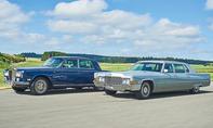 Rolls-Royce Silver Shadow I/Cadillac Series 75 Fleetwood