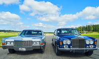 Rolls-Royce Silver Shadow I/Cadillac Series 75 Fleetwood