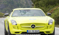 Platz 5: Mercedes-AMG SLS Electric Drive