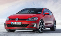 VW Golf 7 GTI Facelift (2017)