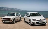 VW Golf GTI: Die Historie