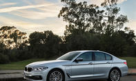 BMW 530e iPerformance (2017)