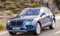 Neuer Bentley Bentayga Diesel