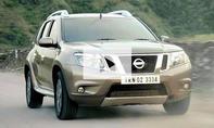 Nissan Terrano (2013): Video
