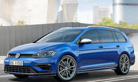 VW Golf 7 R Facelift (2017)