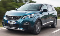 Der neue Peugeot 5008