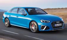 Audi S4 Facelift (2019)