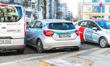 Falschparken beim Carsharing