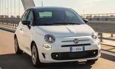 Fiat 500 Hey Google (2021)