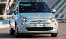 Fiat 500 Hybrid (2020)