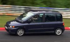 Fiat Multipla Nürburgring