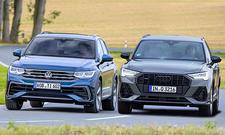 VW Tiguan/Audi Q3