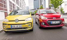 VW Up/Hyundai i10