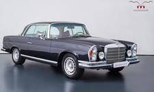 Mercedes W111 von Mechatronik