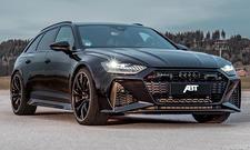 Audi RS 6 Avant: Tuning von Abt