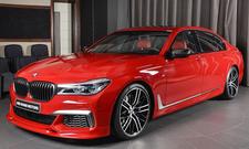 BMW M760Li von Abu Dhabi Motors