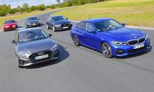 Alfa Romeo Giulia/VW Arteon/Jaguar XE/Audi A4/BMW 3er