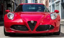 Alfa Romeo 4C (2013)