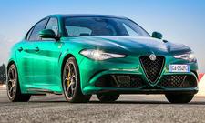 Alfa Romeo Giulia QV Facelift (2020)