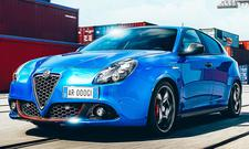 Alfa Romeo Giulietta Sport (2017)
