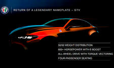 Alfa Romeo GTV (2020)