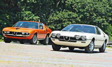 Alfa Romeo Montreal: Classic Cars