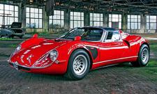 Alfa Romeo Tipo 33 Stradale: Classic Cars