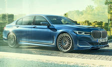 Alpina B7 Facelift (2019)