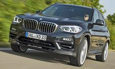 BMW Alpina XD3 (2020)