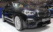 BMW Alpina XD4 (2018)